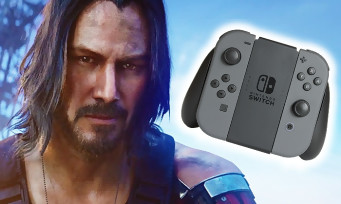 Cyberpunk 2077 : une version Switch dans les cartons ?