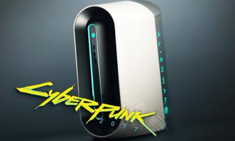 Cyberpunk 2077 : un concours pour la meilleure tour de PC
