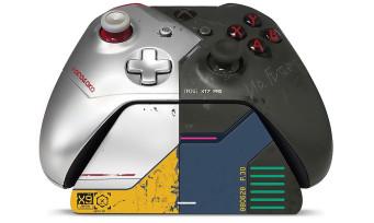Cyberpunk 2077 : la liste complète des goodies collectors sur Xbox One X