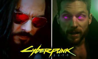 Cyberpunk 2077 : teaser du fan-film de Maul Cosplay, ça a l'air dingo !