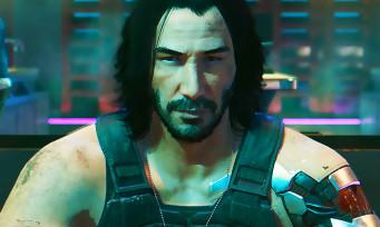 Cyberpunk 2077 : une vidéo de gameplay sur PS4 Pro et PS5