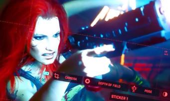 Cyberpunk 2077 : le mode Photo détaillé dans une vidéo complète
