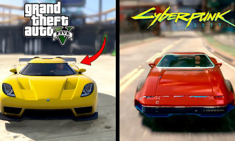 Cyberpunk 2077 vs GTA 5 : on compare les deux open worlds, Rockstar est au-dessu
