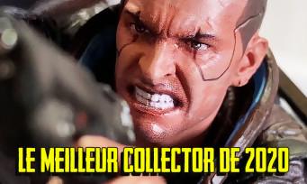 Cyberpunk 2077 Mega Unboxing 4K : le meilleur collector 2020, et de très loin