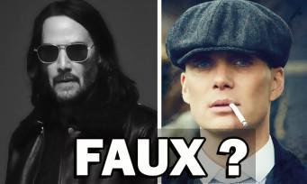 Cyberpunk 2077 : Keanu Reeves n'était pas le 1er choix mais Cillian Murphy