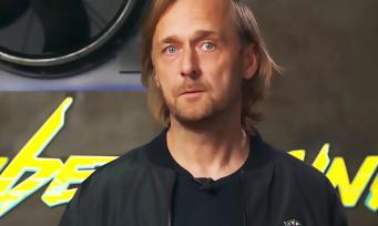 Cyberpunk 2077 : le co-fondateur présente ses excuses face-caméra