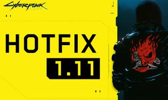 Cyberpunk 2077 : le patch 1.11 est là, il corrige le bug de la quête principale