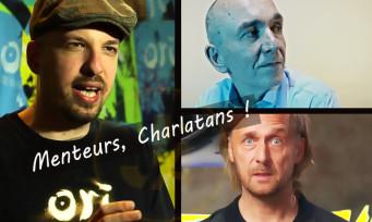 """""""Charlatans"""", le créateur d'Ori étrille les créateurs de Cyberpunk et Molyneux"""