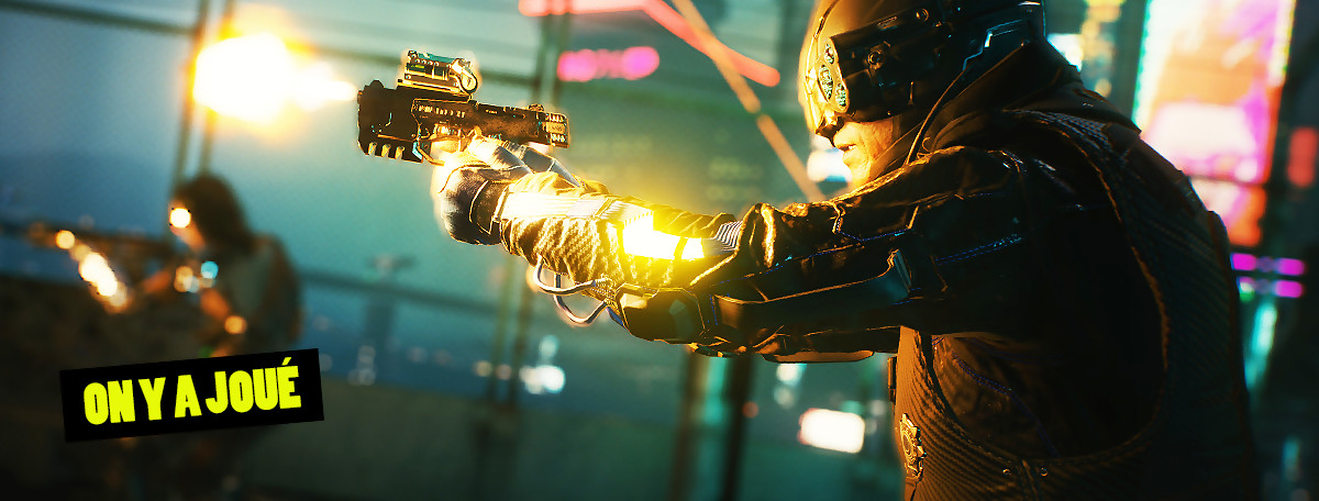 Cyberpunk 2077: on y a joué sur PC à la maison, le plus grand jeu de 2020 ?