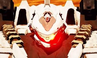 Daemon X Machina : une puissant trailer avec des mechas dans tous les sens