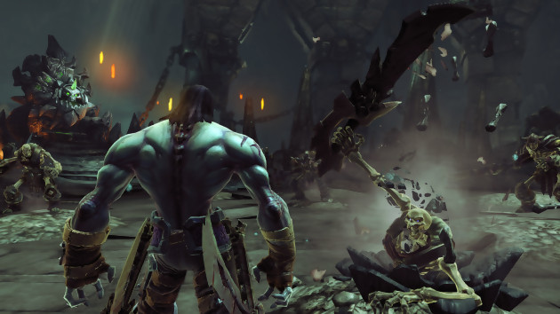 Darksiders 2 : Deathinitive Edition