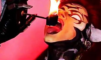 Darksiders 3 : une vidéo WTF où Fury fait de l'ASMR, sauve qui peut