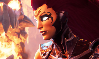 Darksiders 3 : 1h de gameplay en 4K ultra sur PC !