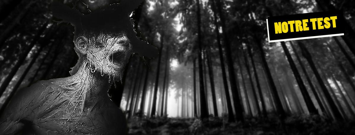Test Darkwood : dans les bois, personne ne vous entendra souffrir...