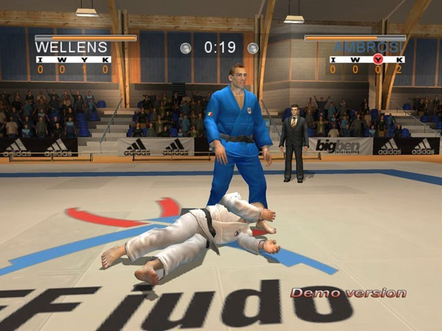 david douillet judo pc gratuit