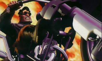 Full Throttle Remastered : le jeu annoncé sur PS4 et PS Vita