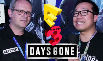 "Days Gone : ""oui, on a été inspiré par The Last of Us"""