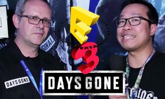 """Days Gone : """"oui, on a été inspiré par The Last of Us"""""""