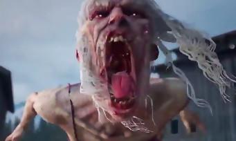 Days Gone : les Mutants présentés dans une vidéo en 4K