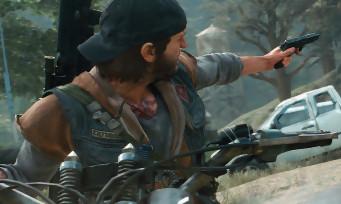 Days Gone : une vidéo qui présente la moto de Deacon St. John