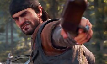 Days Gone : une vidéo présente le jeu sous toutes ses coutures