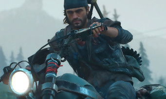 Days Gone : 70 Go le jeu + 21 Go de patch day one, autant que Red Dead 2