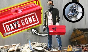 Days Gone : notre unboxing de la Toolbox Edition, la boîte à outils ultra rare