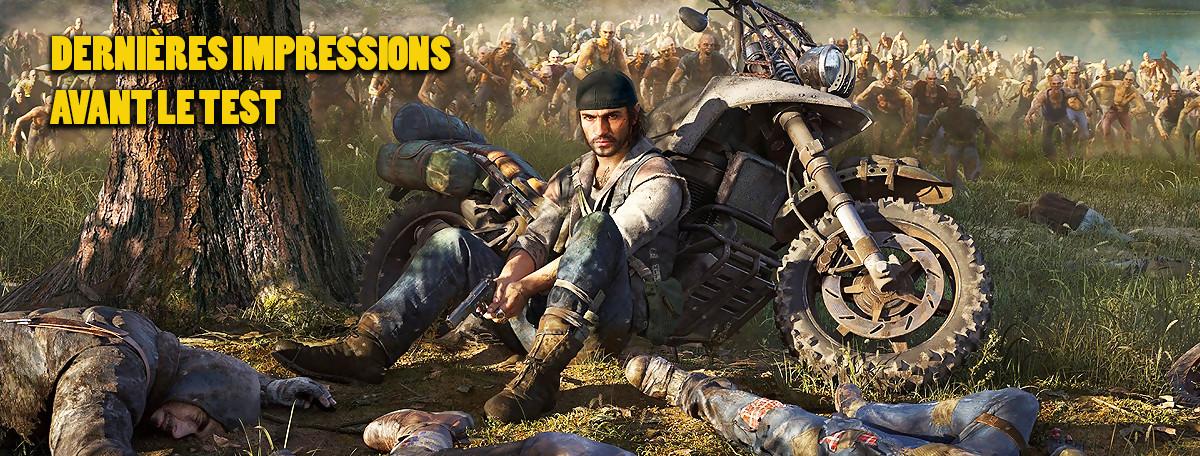 Days Gone : doit-on s'inquiéter pour l'exclu PS4 ? Nouvelles impressions