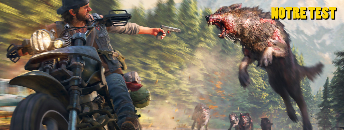 Test Days Gone : une belle aventure au final, ça Deacon pas tant que ça