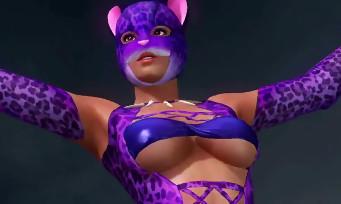 Dead or Alive 5 Last Round : trailer des costumes sexy de Halloween