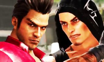 Dead or Alive 6 : un trailer et du gameplay brutal pour Diego et Rig