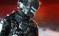 Dead Space 3 : trailer de l'armure N7 de Mass Effect 3