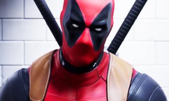 Fortnite : Deadpool enfin dispo, un trailer pour fêter ça