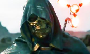 Death Stranding : une vidéo qui présente l'Homme au Masque d'Or