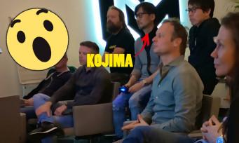 """Death Stranding : Kojima a laissé les développeurs de Guerrilla """"sans voix"""""""