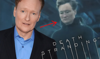 Death Stranding : Kojima a mis dans le jeu Conan O'Brien !