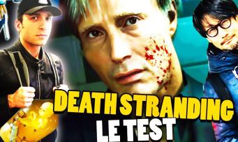 Test Death Stranding : notre verdict en vidéo, garanti sans spoiler