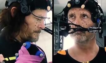 Death Stranding : une vidéo qui montre les sessions de motion capture