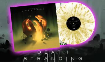 Death Stranding : l'OST débarque avec de magnifiques vinyles !