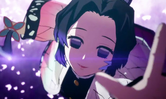 Demon Slayer : Shinobu Kocho sort son trailer de gameplay et plein de papillons