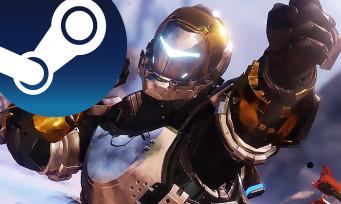 Destiny 2 : le jeu quitte Battle.net et débarque sur Steam !