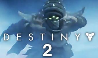 Destiny 2 : un teaser vidéo pour la nouvelle extension