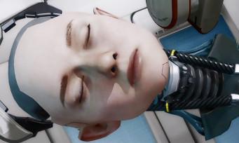 Detroit Become Human : David Cage parle de la création de Kara en vidéo
