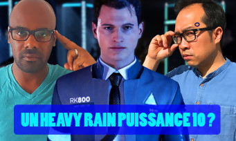 Detroit Become Human : on y a joué, un Heavy Rain puissance 10 ?