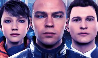 Detroit Become Human : des nouvelles de la version PC