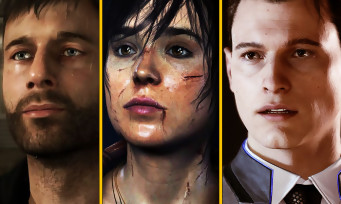 Quantic Dream : Heavy Rain, Detroit et Beyond Two Souls datés sur Steam