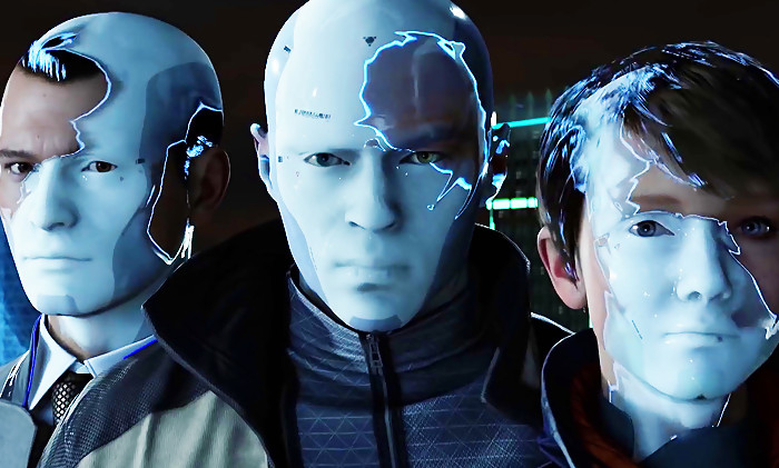 Detroit Become Human : le jeu de David Cage au musée Grévin