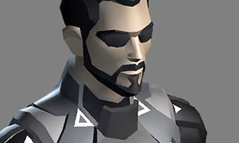 Deus Ex GO : voici la toute première vidéo du jeu sur smartphones et tablettes