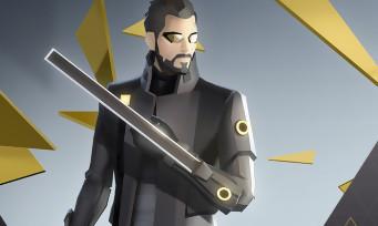 Deus Ex GO : trailer de lancement