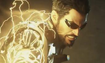 Deus Ex Mankind Divided : le premier trailer de gameplay à l'E3 2015